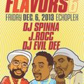 FLAVORS: DJ SPINNA 90's R&B Mix