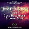 Coss Bocanegra - Guest Mix - Time Differences 421 (7th June 2020) on TM Radio