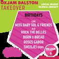 Oxjam Dalston Takeover x Born n Bread Exclusive Mix