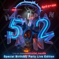 DJ Led Manville - Nachtplan Tanz Vol.52 (Special Birthday Party Live Edition) (2021)