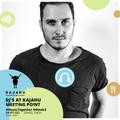 Daniel Dash - Live @ KAJAHU, Budapest - 2018.04.07.