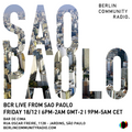 BCR Live From Sao Paolo- Marginal Men