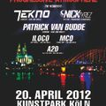 TEKNO vs MCO vs ILOCO @ Save Our Souls meets Progressive Atmosphere (20.04.2012)