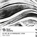 Soul Society Dj Set @ La Marquise  Novembre 2016