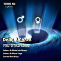 Daily Balance - 10-10-2021 - Improvised Home Session