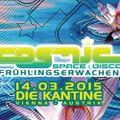 Wolle - Cosmic Space Disco Frühlingserwachen@ DIE KANTINE