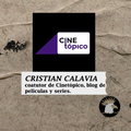 """PROGRAMA 169 21/05/2021 Entrevista a Cristian Calavia, coautor del blog """"Cinetópico"""""""
