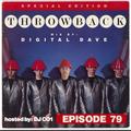 Throwback Radio #79 - Digital Dave (New Wave Mix)