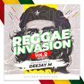 Reggae invasion (vol 2) - Deejay M