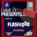 Dave Q Presents... LIVE with Flashood - 5th March 2021