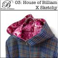 House of Billiam X Sketchy Mix