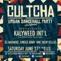 CULTCHA LIVE! ft KALYWEED INT'L - 27.06.2020
