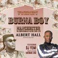 DJYEMI PRESENTs - The Burna Boy MIX @DJ_YEMI