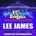 Secret Sub Rosa at the Scarborough Spa 2019 - Lost in Sub Space - Lee James