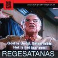 "REGE SATANAS 393 ""Cathedral Of Moods"" @ Red Light Radio 01-22-20"