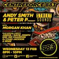 The Streetsounds Show Andy Smith:PeterP:Morgan Khan plus Chad Jackson Exclusive Mix 88.3 Centreforce