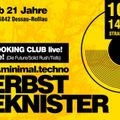 Cannibal Cooking Club live - Herbstgeknister - Waldbad Adria Dessau