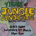 THE TEKNOIST @ JUNGLE SYNDICATE 7th BIRTHDAY 2016