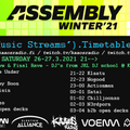 Assembly Winter'21 - Kaaosradio KaaosRave part 1
