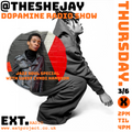 WE ARE DOPAMINE with THE SHE JAY AND SPECIAL GUEST DJ CYNDI HANDSON- EXT RADIO - 3/6/21