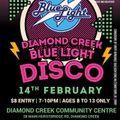 Sierra Jane - Diamond Creek Blue Light Disco On DCFM88 (2020)