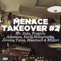 Bluestaeb • Menace Takeover #2 • LeMellotron.com