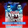 DJ Flow + DJ Supreme - Todo Puerto Rico Mixtape - 2015