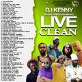 DJ KENNY LIVE CLEAN REGGAE DANCEHALL MIX APR 2021