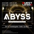 Zen K for Abyss Show #73 [27.09.21 - 1st Hour]
