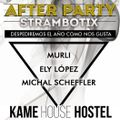 DJ Michal Scheffler @ Strambotix Black Xmas AFTER Party / Kame House/ Panama - 18th of December 2016