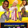 SUPER SATURDAY REGGAE SHOW VIBESFM.NET with SUGAR DREAD TALK TO AFRUKA BANTA SATURDAY SCHOOL