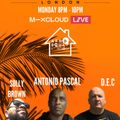 SOLLY BROWN & ANTONIO PASCAL EVERY MONDAY 8PM-10PM AFRO SOUL LONDON