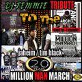 DJ FEMMIE TRIBUTE TO THE MILLION MAN MARCH 20TH ANNIVERSARY