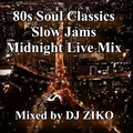 80s Soul Classics Slow Jams Midnight Live Mix
