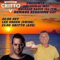 Lex Green (Swiss)-Critto (Aus)  DenAus Sessions #37 Holbaek Radio 104.7FM
