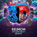 Uforia - Back To Where It All Began (Tribute To 3D Nightclub)