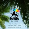 Gee@La Rocca Terrace (opening 05-06-2021)