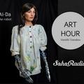 The ART HOUR with Vassiliki Tzanakou (24/05/2020_Ai - Da)