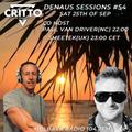 DENAUS SESSIONS #54 HOLBAEK RADIO 104.7FM-PAUL VAN DRIVER-SMEETEK