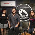 El periodista Ricardo Balderas visitó La Coyotera