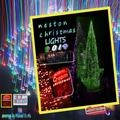Nestons' Christmas Lights 2019 (Channel 107/Cream) (chartsound)