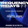 Princess Jasmine - Frequency Friday #16