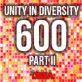 Kristofer - Unity in Diversity 600 (best of II) @ Radio DEEA (25-07-2020)