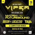 ADE: Viper Recordings DJ Contest - D.R.K