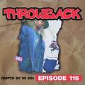 Throwback Radio #116 - Steve Dub (Hip Hop Mix)