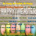 DJ FRY Live!  GOOD FRIDAY SPECIAL 7 DJS on playback ENJOY with 3 International DJS