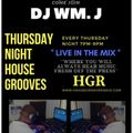 DJ WM J - THE TRAVELER