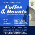 """Coffee & Donuts"" LIVE 45's Mix- 24 APR 2021"