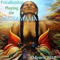 Pocahontas @ Odyssee 2018 Berlin - Playing for PACHAMAMA ♥ Vol. 4