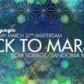 Back to Mars at Bom Voyage Melkweg 27 March 2016
